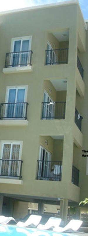 Holiday Apartments Flic en Flac two and three bedrooms